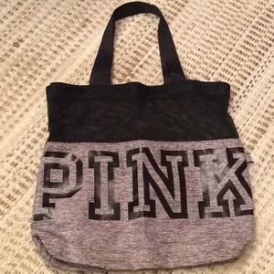 NEW PINK TOTE BAG